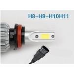Led Bulb H11 36W 12V
