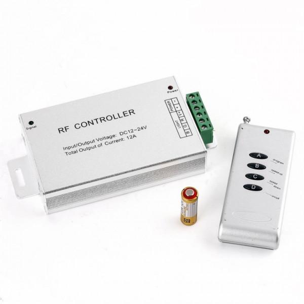 RBG RF CONTROLLER 12V 144W 4KEYS