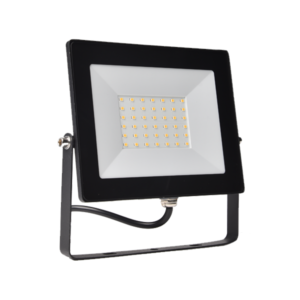 LED FLOODLIGHT 30W 220V SLIM