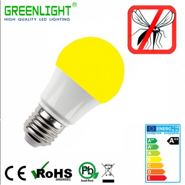 Led Bulb E27 3.9W 90-260Vac Anti-Mosquito