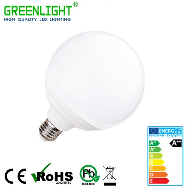 Led Bulb G95 E27 12W 220-240Vac White