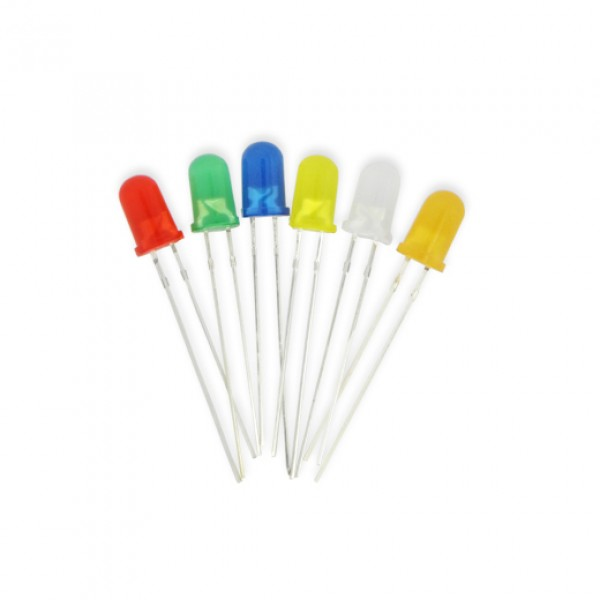 Led Diode 5mm Diffused