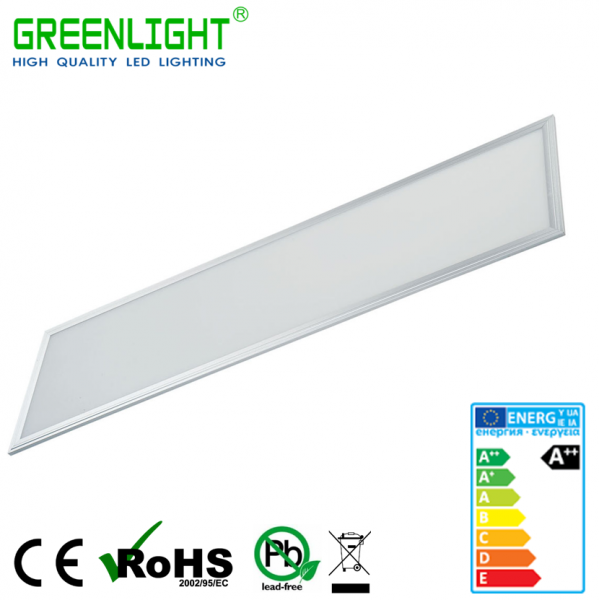 Led Panel 1200x300 48W 85-265Vac White