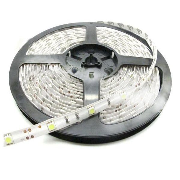 LED STRIP 7.2W 12V WATERPROOF 5m ROLL