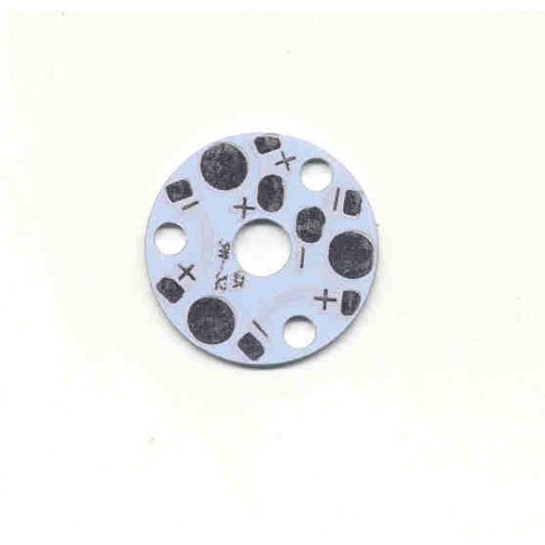 Bulb PCB 3x1W Aluminium