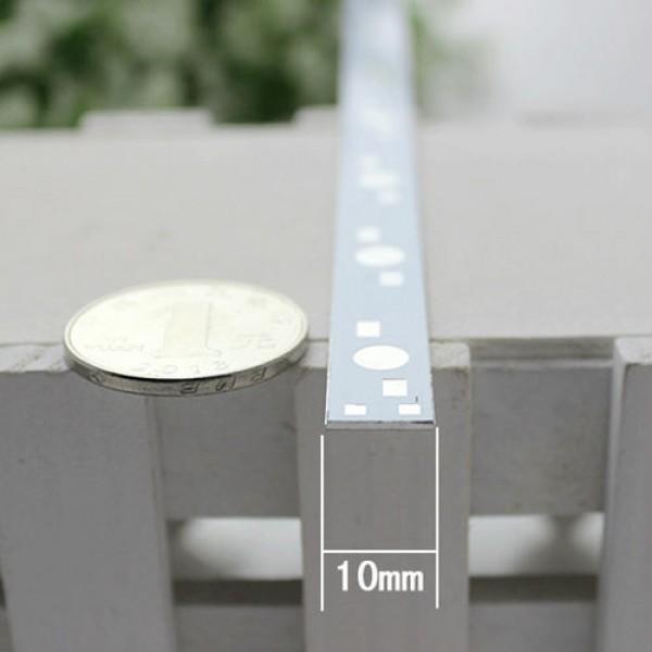PCB 500mm x10mm 10x1W Aluminium