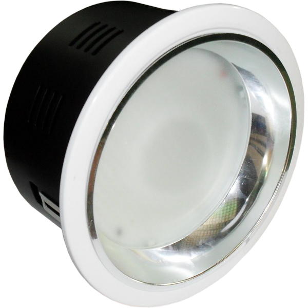 Led Round Panel 15W 85-265Vac White